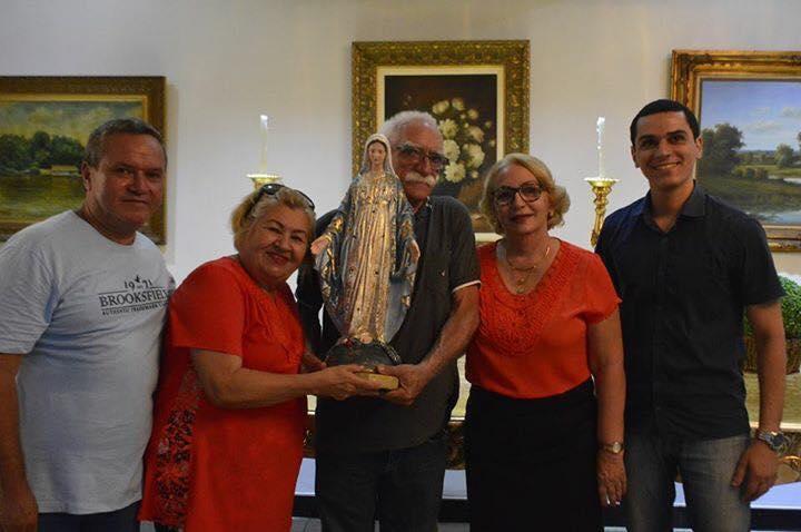 Odilena Magalhães na coordenação do Círio 2017